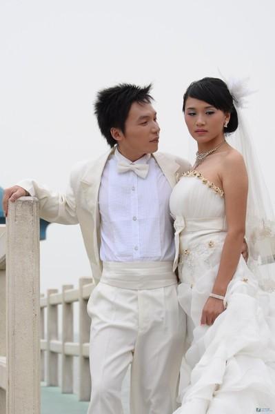 婚纱26c-国庆珠海淇澳岛蹭拍婚纱照-zol相册