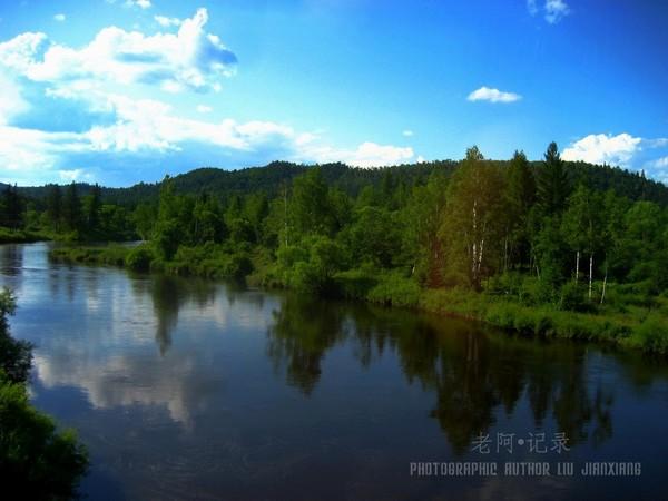 哈尔滨五营国家森林公园 28